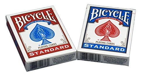 Bicycle Poker Standard Index Playing product image
