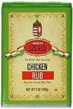 Chicken Rubs