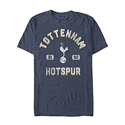 Tottenham Hotspur Football Club Men's Distressed Bird Logo T-Shirt