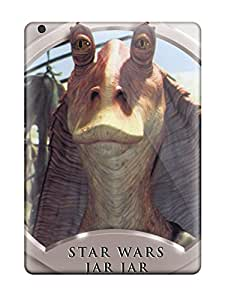 New Premium MeUKgnh4261ejRoy Case Cover For Ipad Air/ Star Wars Episode I Phantom Menace People Movie Protective Case Cover