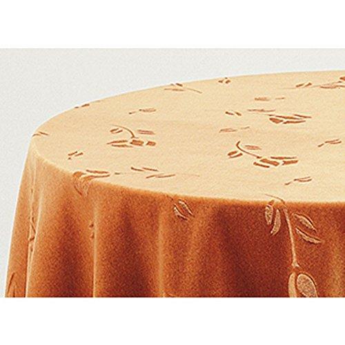 Falda para Mesa Camilla Modelo Deluxe 792, Color Ocre 702, Medida ...