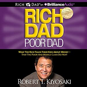 by Robert T. Kiyosaki (Author), Tim Wheeler (Narrator), Rich Dad on Brilliance Audio (Publisher) (6285)  Buy new: $13.99$11.95 193 used & newfrom$11.95