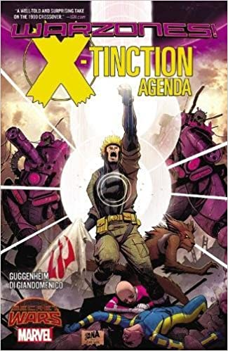 Amazon.com: X-Tinction Agenda: Warzones! (9780785195504 ...