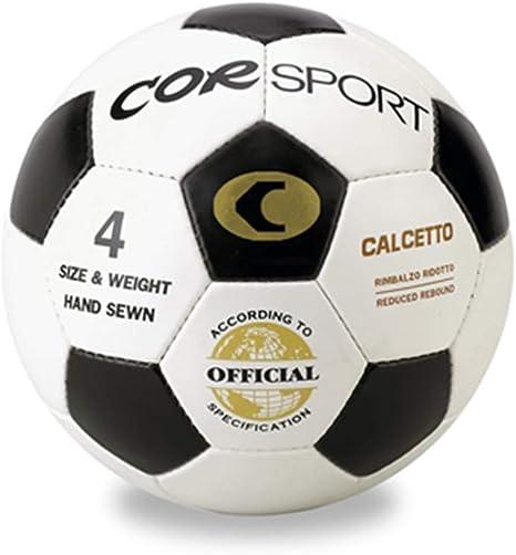 Corsport1 - Balón de fútbol corsport, talla 4, rebote reducido ...