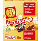 Lunchables Around The World Asian Style BBQ Chicken, 3.7 oz Tray