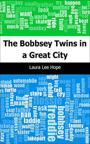The Bobbsey Twins in a Great - Of Names Of The Parts Eye