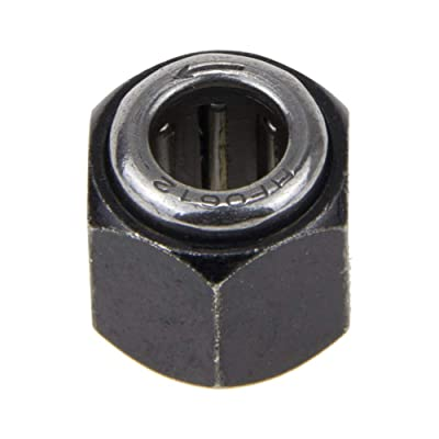 TAKANISHI 12mm One Way Bearing H12 Hex Nut for Pull Starter Vertex VX 16 18 SH 21 Engines Parts Fit HSP R025 RC Nitro Car Buggy Monster Truck: Toys & Games