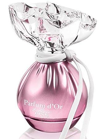 Amazoncom Parfum Dor Elixir Pink Paris By Kristel Saint Martin