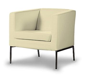 Dekoria Fire retarding IKEA KLAPPSTA sillón funda - crema ...