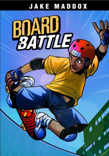 Board Battle (Jake Maddox Sports Stories)