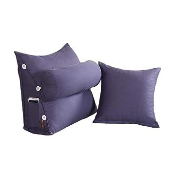 Amazon.com: ZH Fundas de almohada triangular, almohada de ...