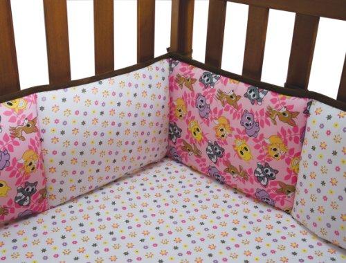 Trend Lab 3 Piece Crib Bedding Set Gigi