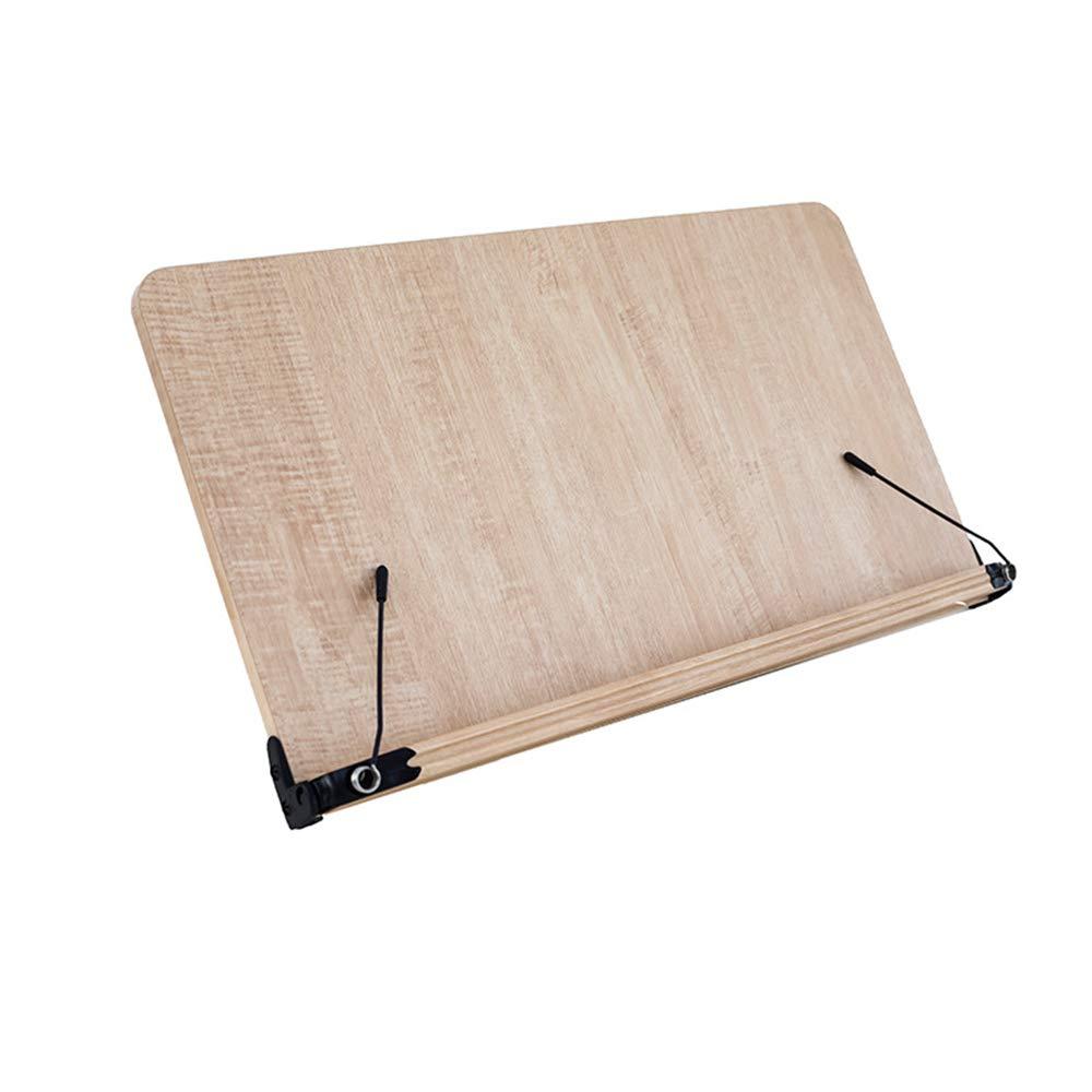 VANURX Book Stand 13 Files Adjustable Holder Recipe Cookbook Holder Foldable Tablet Stand Kitchen Bookrest Reading Rest,XL by VANURX