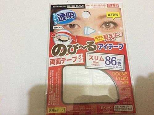 Natural Double Eyelid Nudy Tape Slim 86 pcs Bandage type
