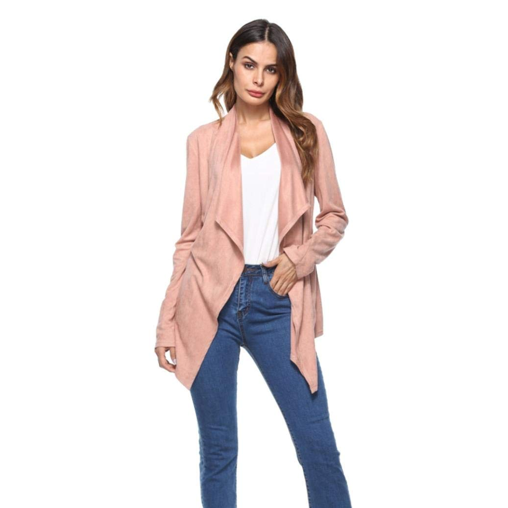 Pandaie Jacket,Women Casual Slim Suit Blazer Top Ladies Jacket Coat Outwear Tops