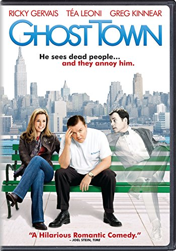 Ghost Town - Dvd Movies Romance