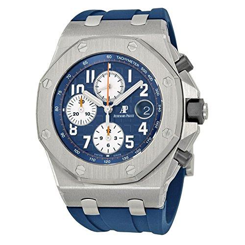 Audemars Piguet Royal Roble Offshore Azul Dial Cronógrafo Mens Reloj 26470stooa027ca01: Audemars Piguet: Amazon.es: Relojes