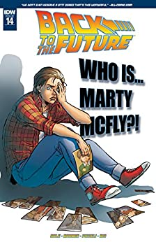 Back to the Future #14 by [Gale, Bob, Barber, John]