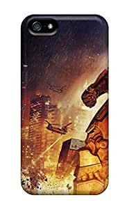 Iphone 5/5s Cover Case - Eco-friendly Packaging(pacific Rim Gypsy Danger)
