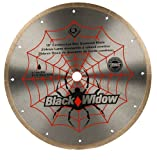 Image of product: QEP 6-1008BW Black Widow Diamond Blade