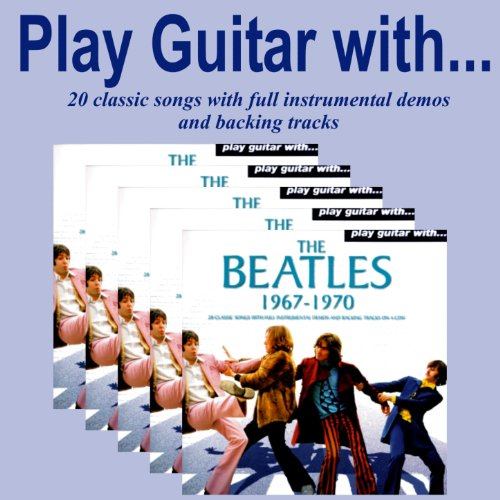 Play the beatles on guitar (backtracks for guitar) by backtracks.
