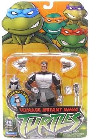 Amazon.com: Teenage Mutant Ninja Turtles Armorized Shredder ...