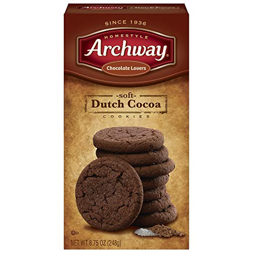 - Archway Cookies, Soft Dutch Cocoa, 8.75 Ounce