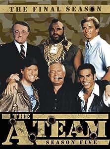 The A-Team - Season Five, The Final Season