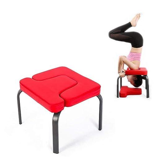 Headstand Banco Yoga Silla, Fitness Yoga Silla inversión ...