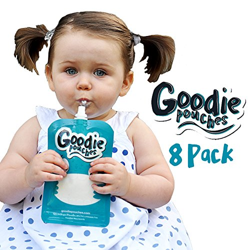 Goodie Pouches Reusable Homemade Smoothie product image