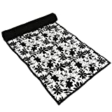 Colorful Yoga Mat Exercise Accessories Cushioned Cotton Bag Bottle Holder Strap