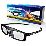 bt controller - Evolved Dimensions (formerly True Depth 3D) Firestorm LT Lightweight Rechargeable DLP link 3D Glasses for All 3D Projectors (Benq, Optoma, Acer, Vivitek, Dell Etc) and All DLP HD 3D TVs (Mitsubishi, Samsung Etc) Compatible At 96 Hz, 120 Hz and 144 Hz!