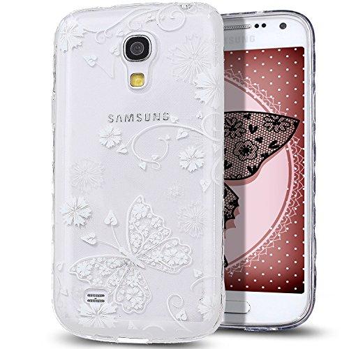 samsung s4 mini rubber clear case - 9