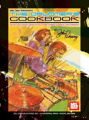 Mel Bay The Drummer's Cook Book