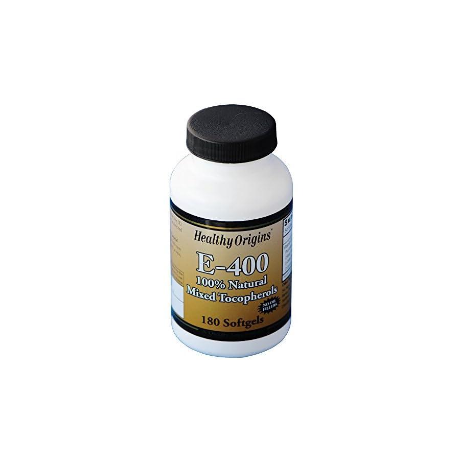 Healthy Origins Vitamin E