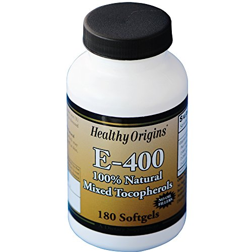 Healthy Origins Vitamin E
