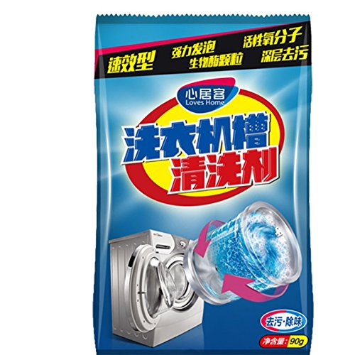 Leg Bag Motorcycle - Washing Machine Cleaner Effective Decontamination Tank Cleaning Agent Bag - Citric Acid Tank Stage Machine Condom Aquarium Machine Brush Liquid Fog Helmet Stage Cleaner -