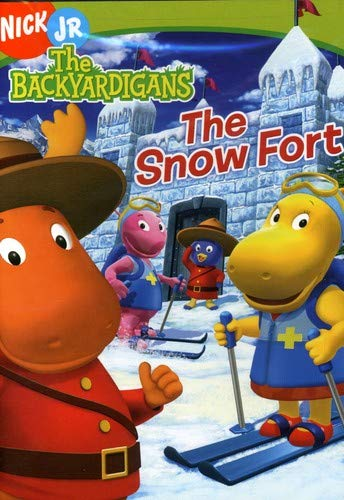 The Backyardigans - The Snow Fort ()
