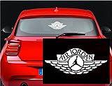 AIR Jordan Logo Jumpman 23 Huge Flight Wall Decal
