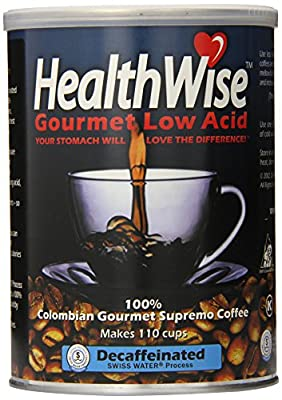 HealthWise Low Acid Coffee by HealthWise