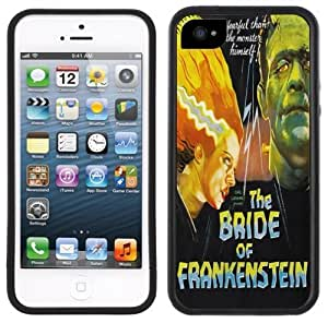 The Bride of Frankenstein Handmade iPhone 5 5S Black Case