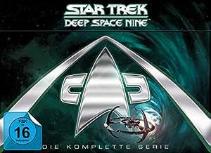 Star Trek - Deep Space Nine: Die komplette Serie (48 Discs) [DVD]