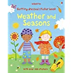 Getting Dressed Sticker Book: Weather and Seasons (Getting Dressed Sticker Books)