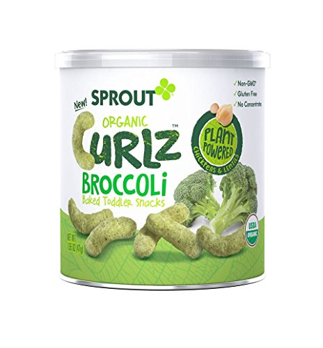 organic baby food broccoli - 7