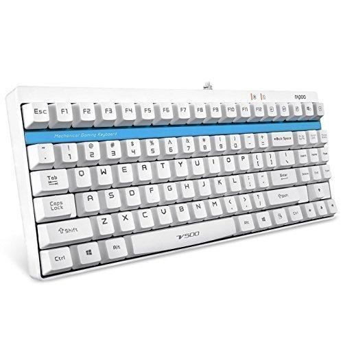 ARION Rapoo V500 Full Keys Programmable PRO Mechanical Gamin