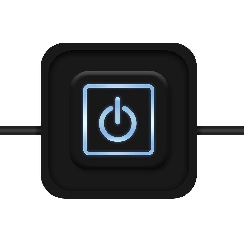 Nitrip DC 5V 3-Schicht USB Elektro-Heizpads Heizelemente f/ür Haustierw/ärmer