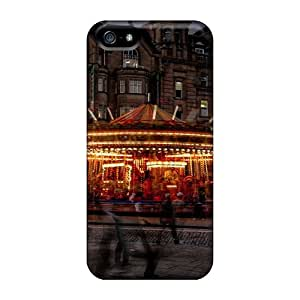 Iphone 5/5s Case Cover Merry Go Round In Sheffield Engl Hdr Case - Eco-friendly Packaging