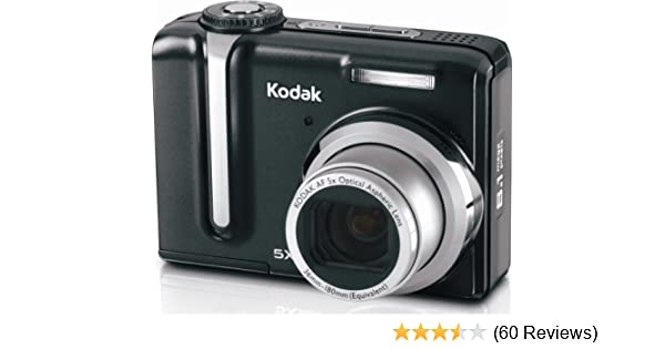 Amazon Kodak Easyshare Z885 81 MP Digital Camera With