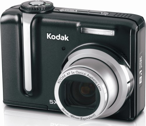 Kodak Easyshare Z885 8.1 MP Digital Camera with 5xOptical...