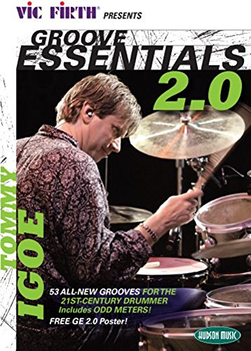 Tommy Igoe Groove Essentials 2.0 DVD (Best Sticks For Electronic Drums)